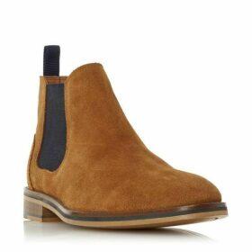 Dune Merlin H Suede Chelsea Boots