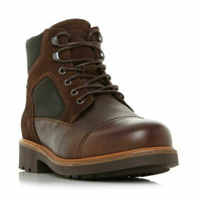 Tommy Hilfiger Active Material Worker Boots