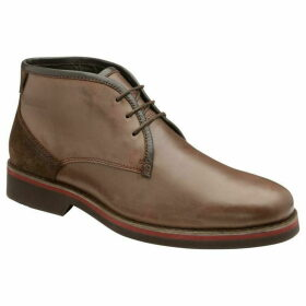 Frank Wright Stamp Men`S Lace Up Boots
