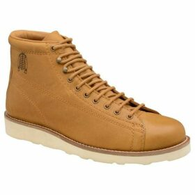 Frank Wright Negan Men`S Lace Up Boots