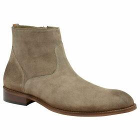 Frank Wright Hardin Mens Slip On Desert Boots