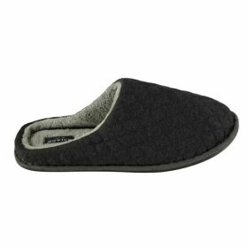 Howick Quilt Mule Mens Slippers