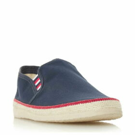 Dune Figo Coloured Elastic Espadrilles