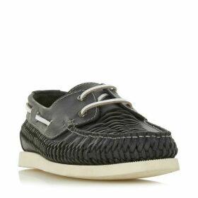 Bertie Billfish Woven Sporty Sole Boat Shoes