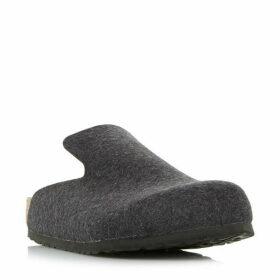 Birkenstock Davos Wool Mule Slippers
