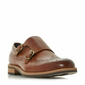 Bertie Preach Ii Double Monk Strap Shoes