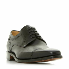 Barker Leo Punched Toecap Gibson Shoes