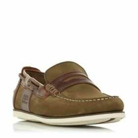 Dune Keel Casual Penny Loafer Shoes