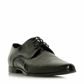 Dune Saulon Pointed Toe Laceup Oxford Shoes