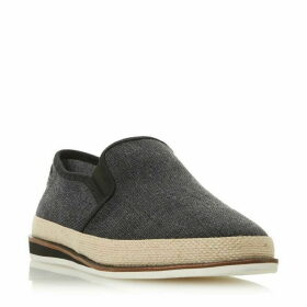 Dune Fab Washed Canvas Espadrilles