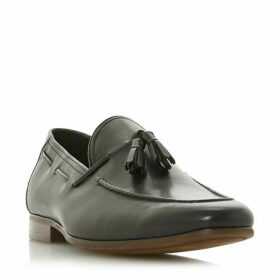 Dune Postory Unlined Tassle Loafers