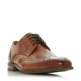 Dune Sisco Leather Brogue Shoes