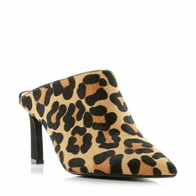 Dune Curve Pointed Toe Heel Shoes