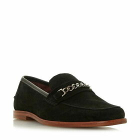 Bertie Surbiton Chain Trim Loafers