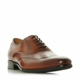 Dune Paravale Punched Wingtip Oxford Shoes