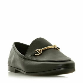 Dune WF Guiltt Wide Fit Snaffle Trim Loafers
