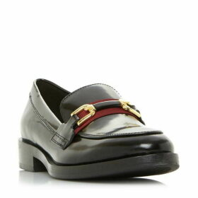 Geox D Brogue A Colour Pop Snaffle Loafers