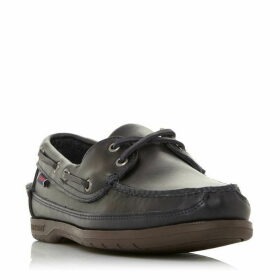 Sebago Schooner 2 Eye Classic Boat Shoes