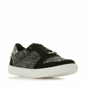 Head Over Heels Eliahh Mixed Material Trainers