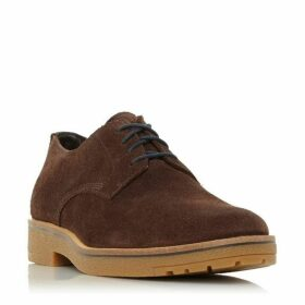 Timberland A23T1 Suede Lace Up Shoes