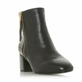 Dune WF Orlla Side Zip Ankle Boots