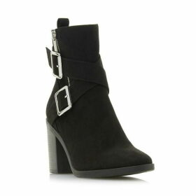 Head Over Heels Oblyx Buckle Strap Boots