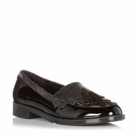 Dune Greatly Fringe Tassle Loafers