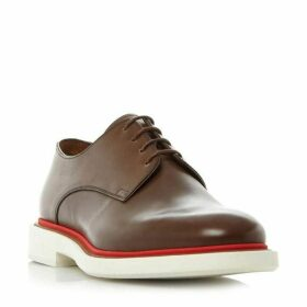 PS by Paul Smith Senior coloured welt gibson shoes