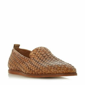 Bertie Bolugo Chunky Woven Loafers