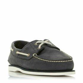 Timberland A21Hx Nubuck Boat Shoes