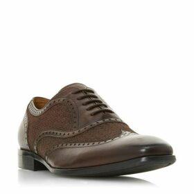 Dune Sooke Woven Brogue Shoes