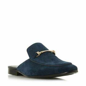 Dune Proseidon Backless Snaffle Loafers