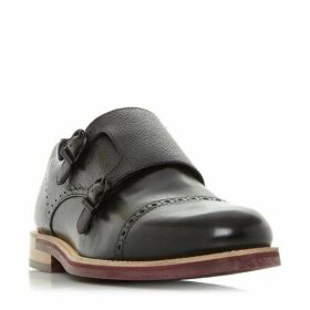 Ted Baker Ramink Double Toecap Monk Shoes