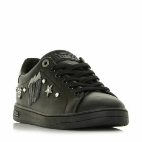 Guess Cight Embellished Cupsole Trainers