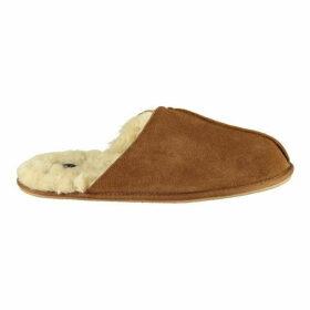 Howick Suede Mule Slippers