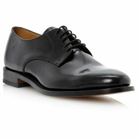 Loakes 205B plain toe 5 eye lace gibson shoe