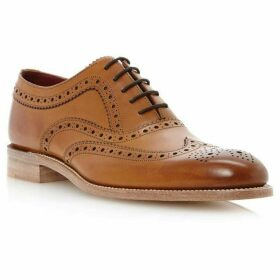 Loakes Fearnley wingtip brogue oxford shoes