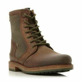 Barbour Lifestyle Whitburn Heavy Leather Chukka Boots