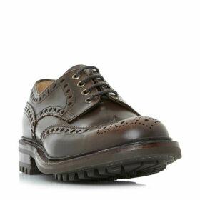 Cheaney Mens Avon C Commando Sole Brogue Shoes