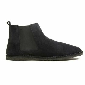 Pretty Green Suede Chelsea Boot