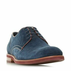 Dune Baptista Contrast Gibson Lace Up Shoes