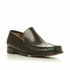 Loakes Goodwork Penny Driver Loafer Shoes