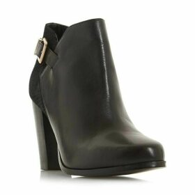 Dune Oleria Mixed Upper Ankle Boots