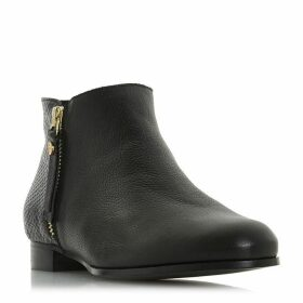 Dune Pandders Croceffect Ankle Boots