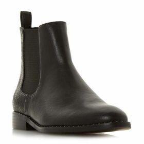 Head Over Heels Petunia Stud Detail Chelsea Boots