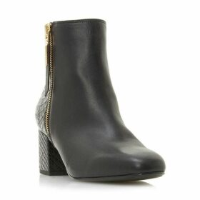 Dune Orlla Side Zip Ankle Boots