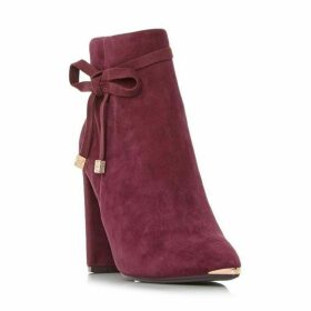 Ted Baker Qatena Pointed Toe High Ankle Boots