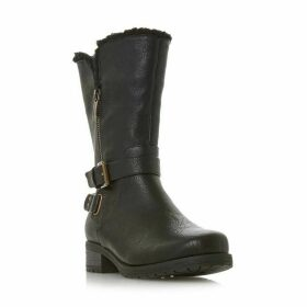 Head Over Heels Raina Shearling Lined Boots