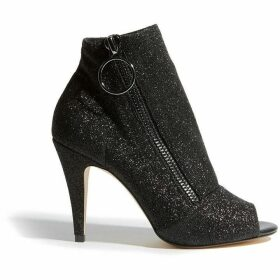 Karen Millen Peep-Toe Boots