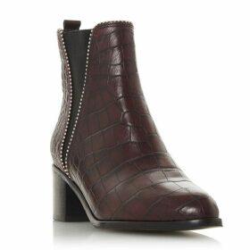 Dune Portobello Pointed V Gusset Boots